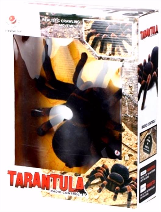 bol Afstandbestuurbare spin Tarantula Merkloos