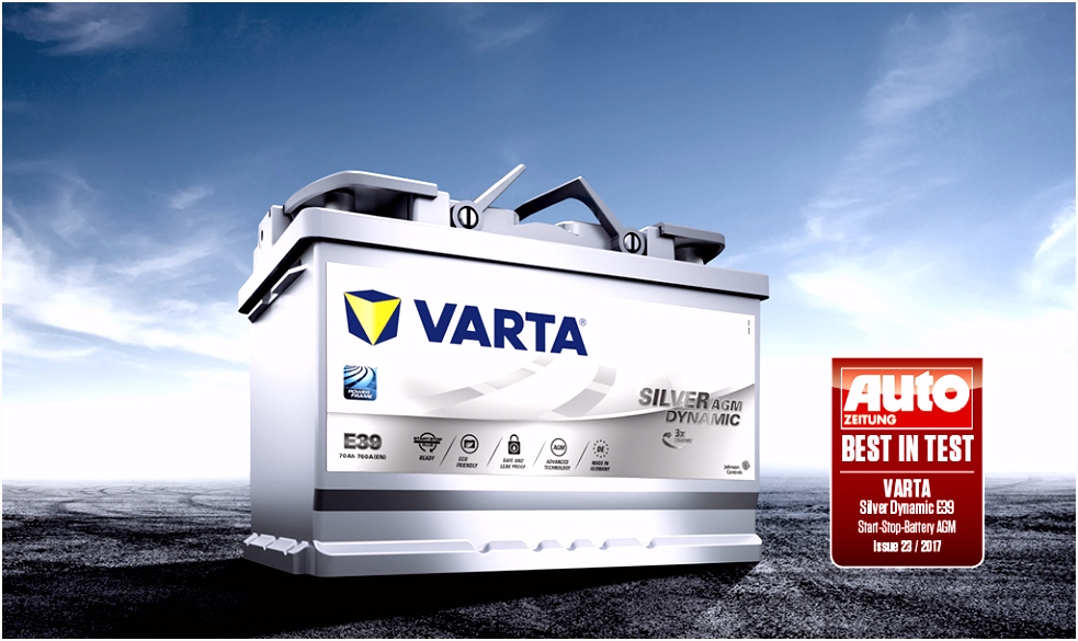 VARTA automotive batteries Get your battery from the global