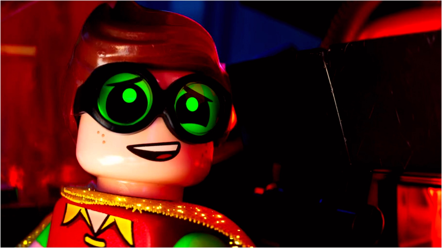 LEGO Batman Movie ic Con trailer introduces Robin and the Joker