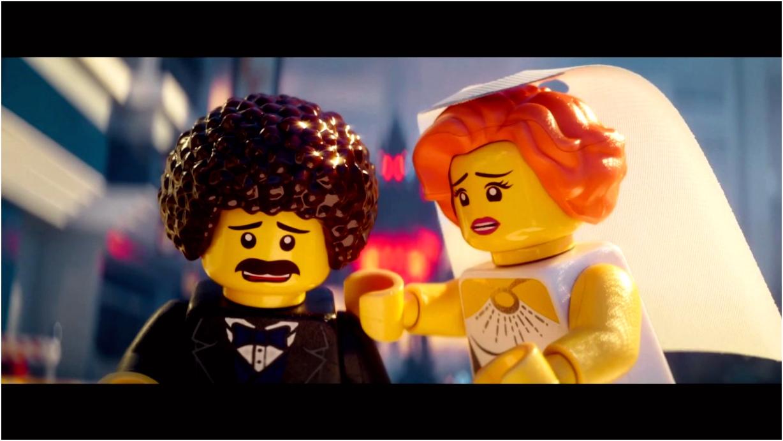 Lego Ninjago film trailer CZ dabing