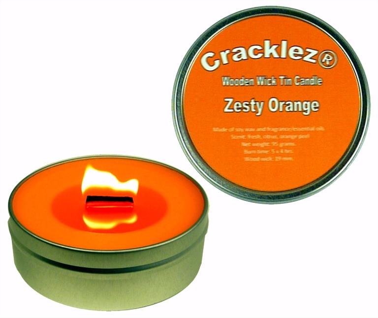 Cracklez fruitige geurkaarsen Geurwalhalla