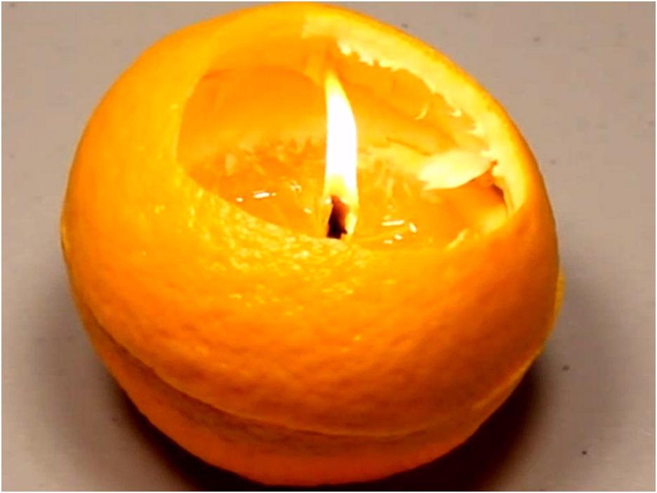 Video Aprende a hacer una lámpara de naranja en solo un minuto