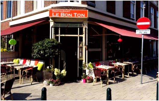 Le Bon Ton The Hague Restaurant Reviews Phone Number & s