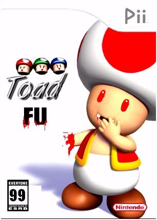 Toad Fu UnMarioWiki
