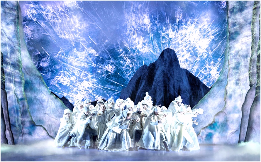 Frozen Broadway Theater Review