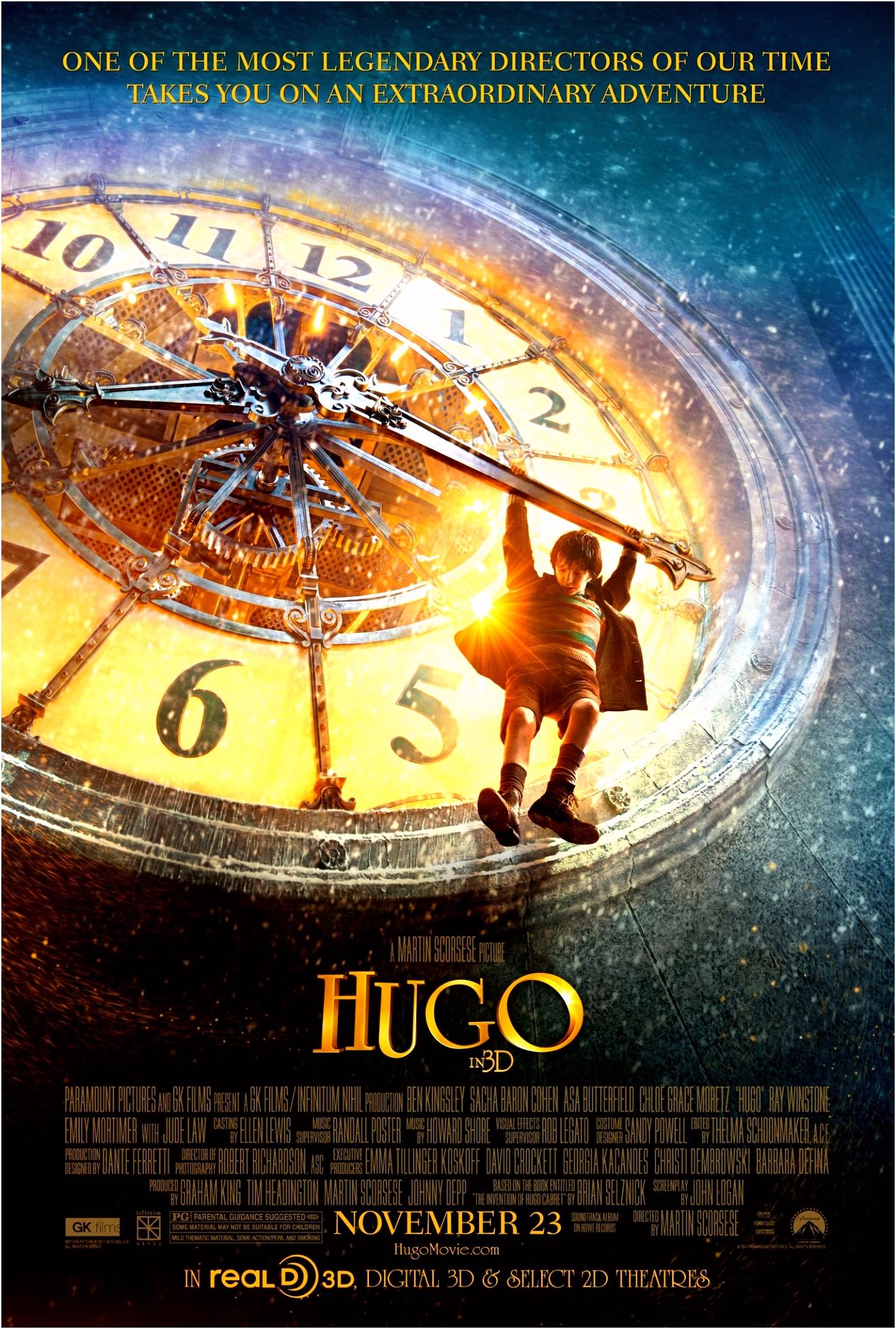 Hugo 2011 IMDb