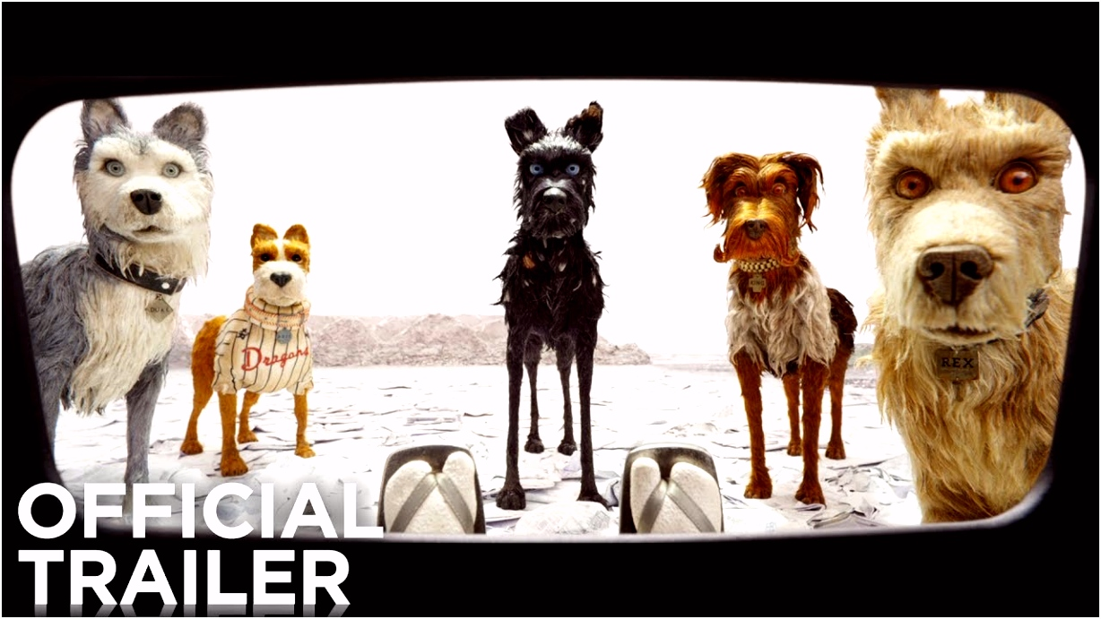 ISLE OF DOGS ficial Trailer