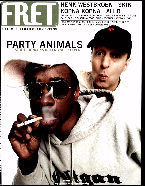 FRET Magazine nummer 6 2004 by FRET Magazine issuu