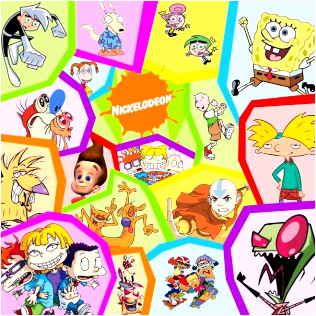 Living Secrets Popular Nickelodeon Cartoon Suggests That Gay Is Okay
