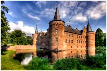 Raym s Fotosite Kastelen in Nederland der andere het Muiderslot