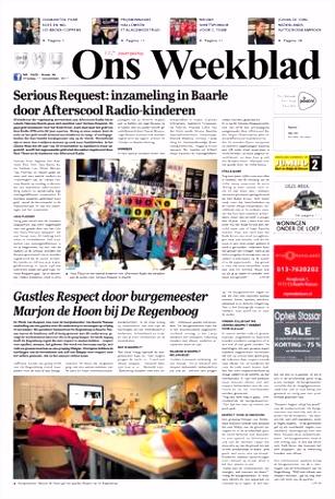 s Weekblad 15 06 2018 by Uitgeverij Em de Jong issuu
