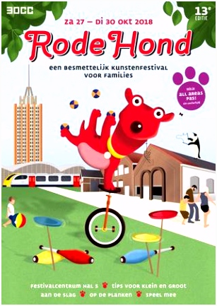 Rode Hond by 30CC Leuven issuu