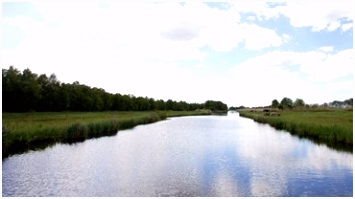 Waterschap verhoogt waterpeil in meren Noord West Overijssel RTV Oost