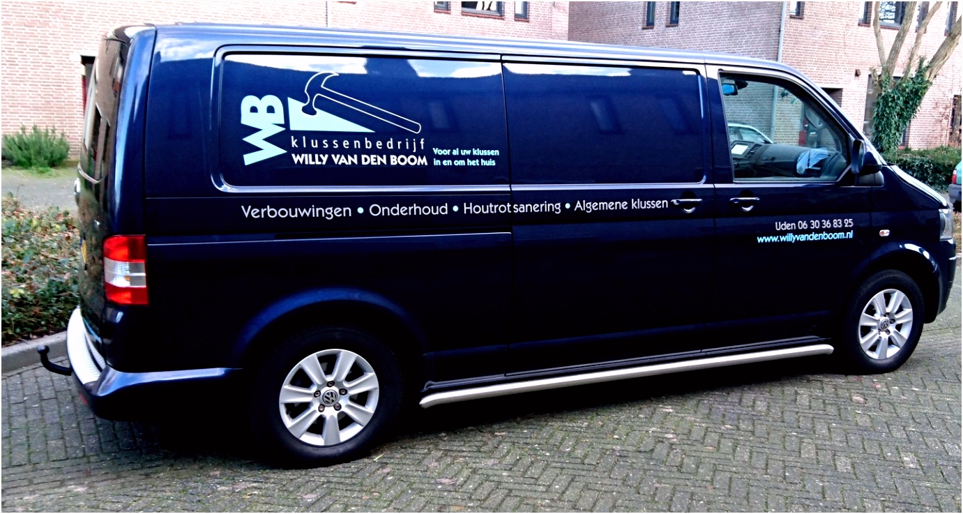 Over ons Willy van den Boom klussenbedrijf Uden