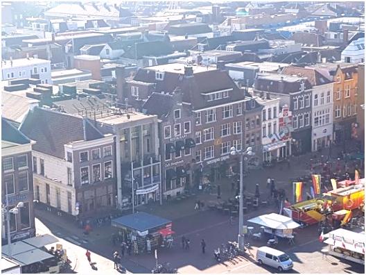 Desde la torre Picture of Martinitoren Groningen TripAdvisor