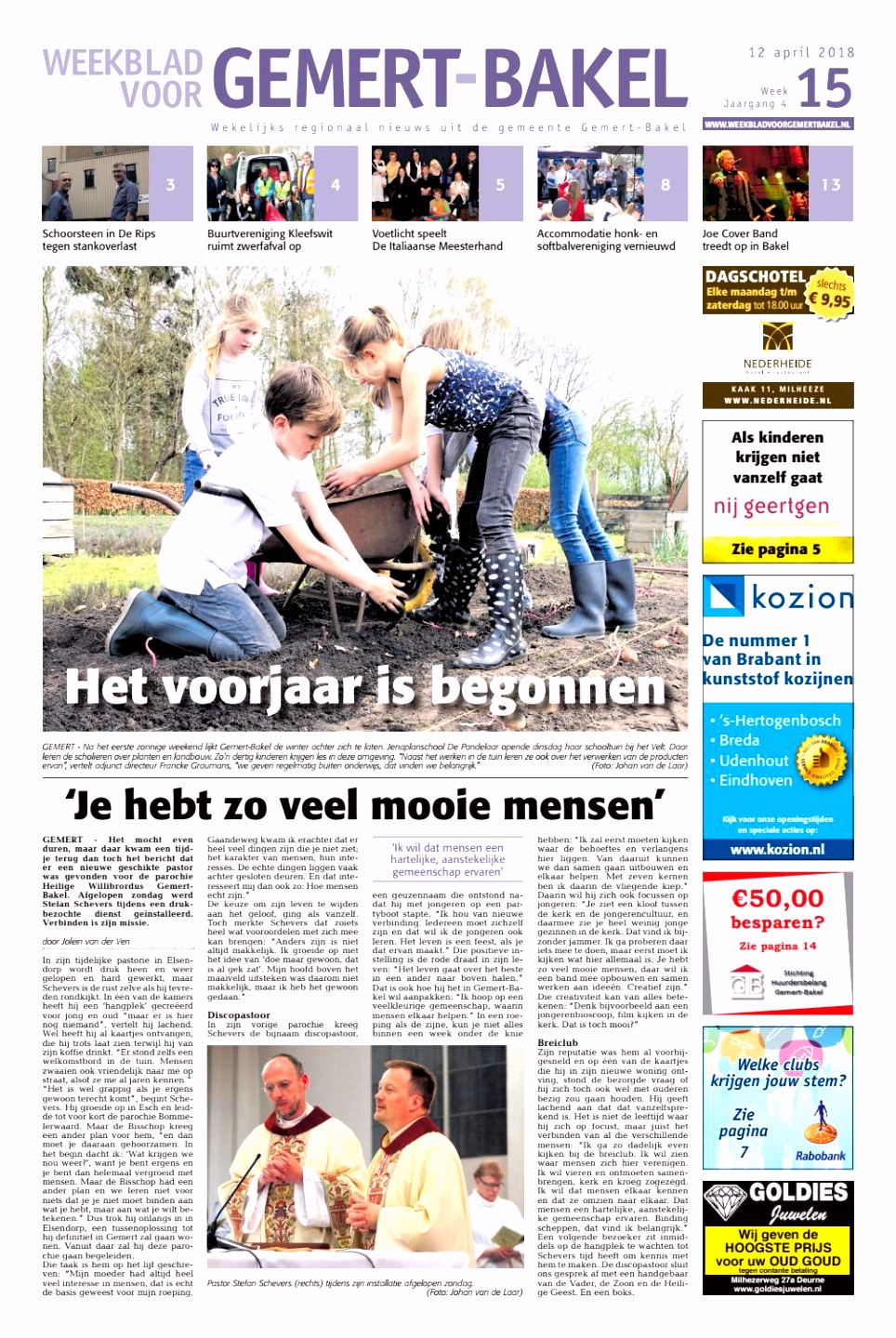 Weekblad voor Gemert Bakel wk15 2018 by Das Publishers issuu