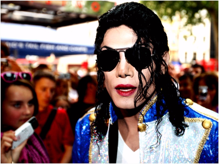 Michael Jackson impersonator Navi will make acting debut as the icon