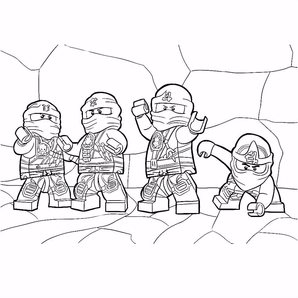 Leuk voor kids – De ninja s zijn er klaar voor
