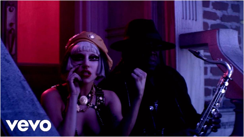Lady Gaga The Edge Glory