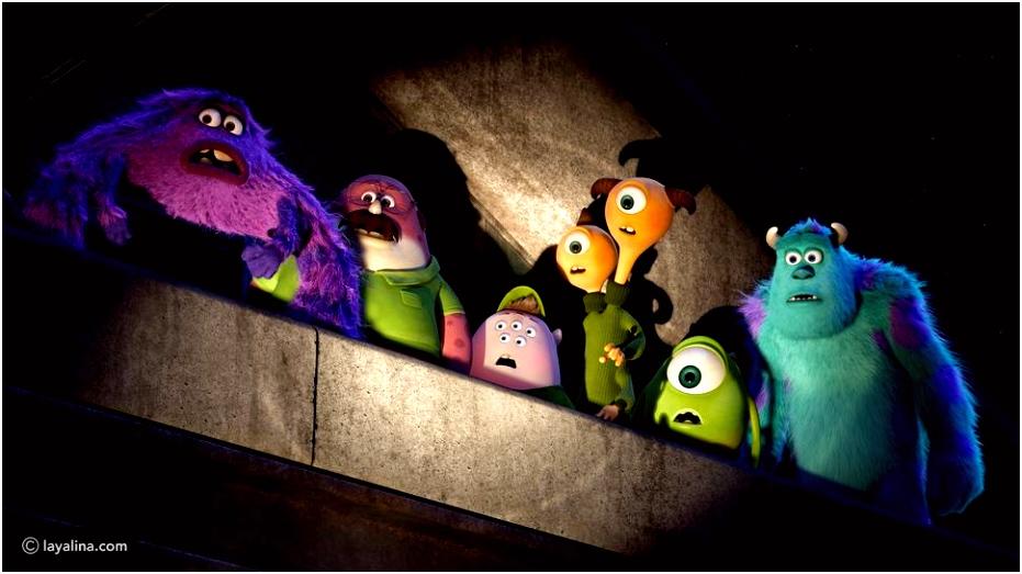 يعود المرعبين إلى أيام المراهقة في فيلم ديزني Monsters University