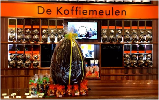 Paasactie raad & win een XXL chocolade ei