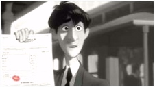46 best Paperman 3 images on Pinterest