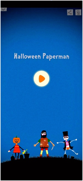 Labo Halloween Paperman on the App Store