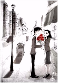 "Paperman"" by alicexzviantart on deviantART"