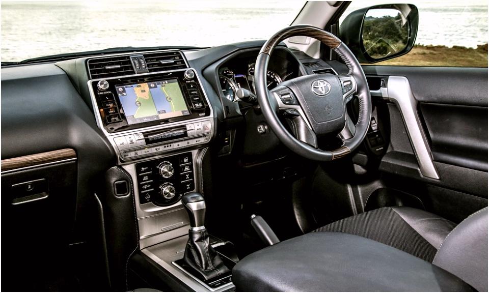 ROAD TEST Toyota Land Cruiser Prado 3 0D VX L CAR magazine