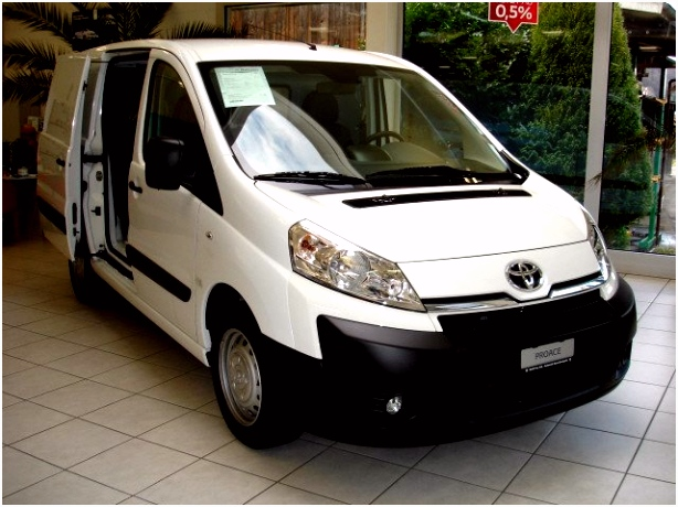 TOYOTA Proace 2 0D Panel Terra CHF 30 785 New car