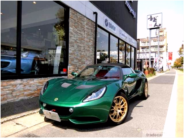 Used LOTUS ELISE 2014 for sale Stock tradecarview
