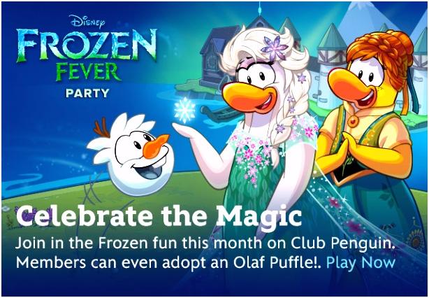 Frozen Games & Activities