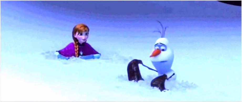 """Frozen Olaf """"I Can t Feel My Legs """""""