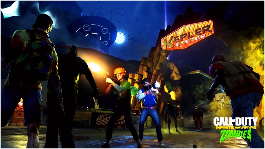 Top 5 Zombies in Spaceland tips Dodelijk goede handigheden XGN