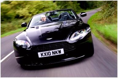 Verlekkeren aan Aston Martin V8 Vantage N430 Autonieuws