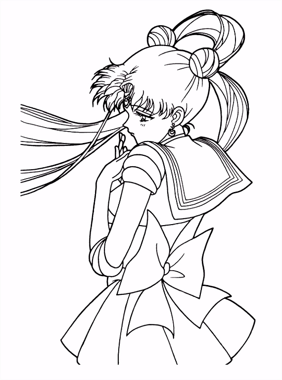 Sailor Moon Kleurplaten Nieuw Kleurplaten En Zo Kleurplaten Van