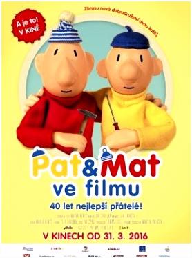 Děti VOYO – Sledujte filmy seriály a sport online Pat a Mat ve