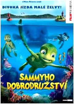 Sammyho dobrodružstv 3D filmserver