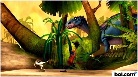 bol Ice Age 3 Dawn The Dinosaurs Activision