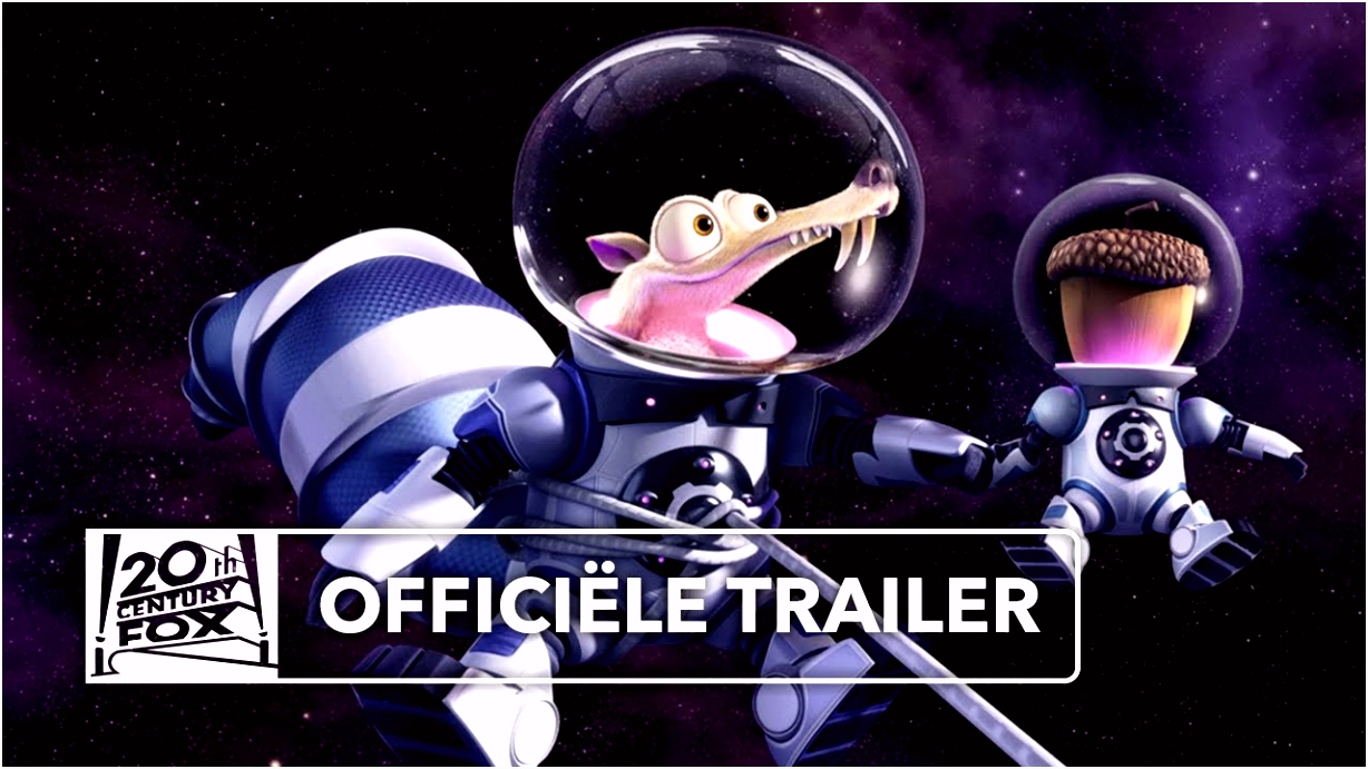 Ice Age Collision Course fici le trailer 1