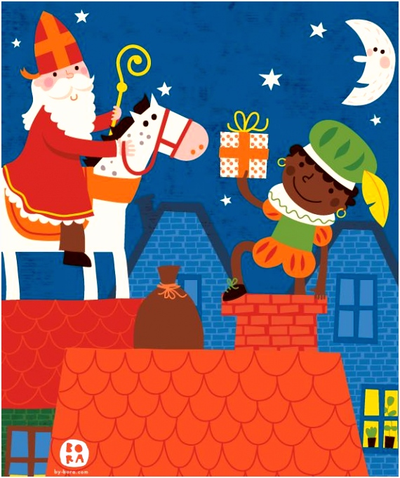 19 best knutselen Sinterklaas images on Pinterest
