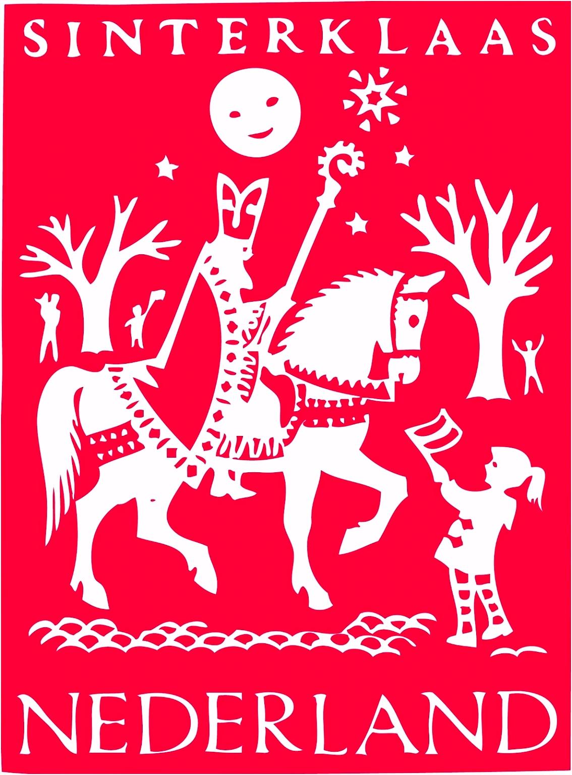 Retro sinterklaas print Christmas Pinterest
