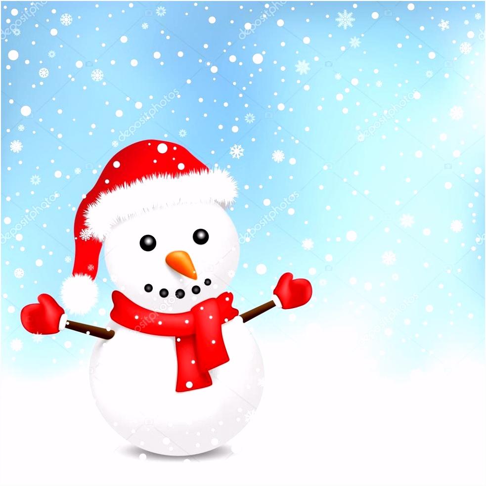 Sneeuwpop Sneeuwpop En Sneeuw — Stockvector © Romvo79 T7id36nas5 Y5jv52nqh5