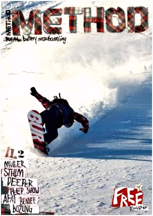 11 2 English Method Snowboard Magazine by Method Snowboard Magazine