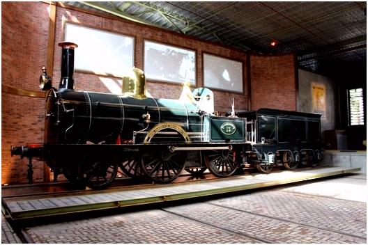 2016 07 09 1 Heropening Spoorwegmuseum Foto van Het