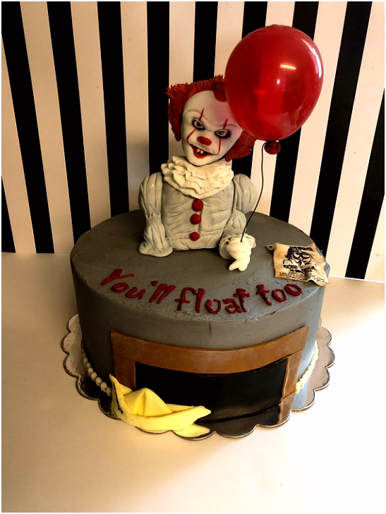 Fondant Pennywise Cake Decorating Kit in 2018 Products