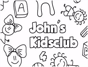 John s Kidsclub Voor de kleinste klantjes