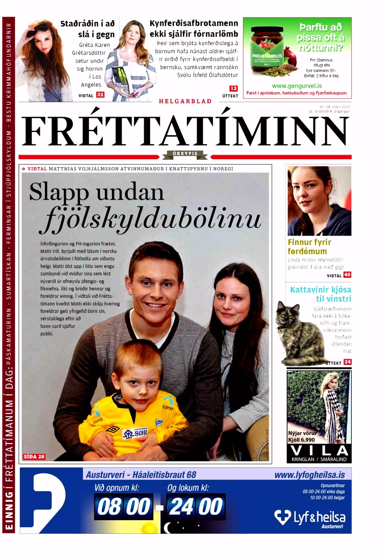 22 mars 2013 by Fréttatminn issuu