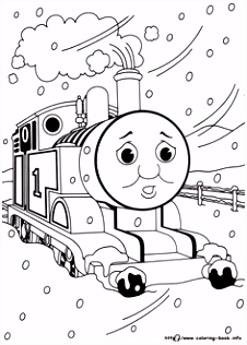 13 beste afbeeldingen van 13 Thomas The Train Coloring Pages Train
