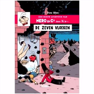 De zeven vloeken gebonden Sleen Marc Boek Alle boeken bij Fnac